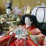 雛人形のリメイク! 7段飾りをコンパクト化する。