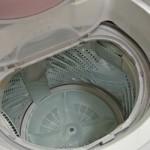洗濯槽のカビ対策。話題の過炭酸ナトリウムで洗濯槽掃除!